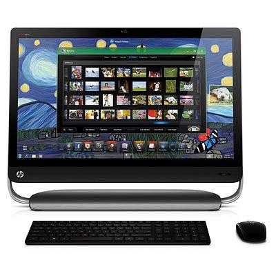 HP Omni 27-1054 27-Inch Desktop (Black)