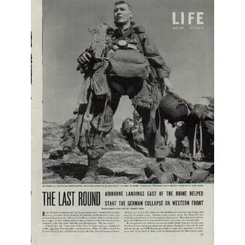 Amazon.com : THE LAST ROUND: Airborne Landings East of the