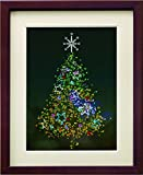MIYUKI ビーズキット ビーズデコールキット パート14 ファンタジーシリーズ クリスマスツリー BHD-80