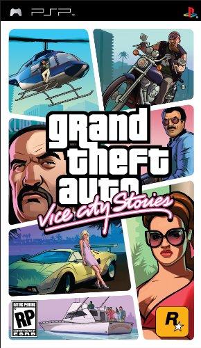 GTA: Vice City Stories [Platinum]
