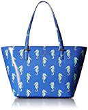 kate spade new york Cedar Street Seahorses Mini Harmony Tote Bag