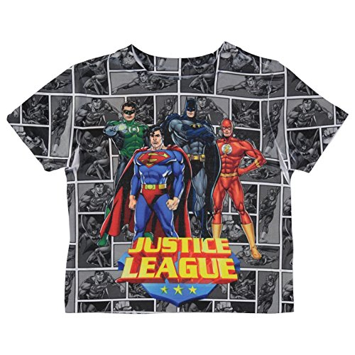 DC Comics Justice League -  T-shirt - ragazzo * 13 Anni