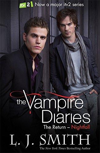 5: Nightfall: 1/3 (The Vampire Diaries)