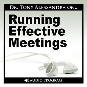 Running Effective Meetings Speech