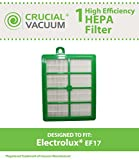 Electrolux EF17 S Class HEPA Vacuum Filter, Designed & Engineered by Crucial Vacuum