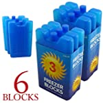 3pk Freezer Block - Keeps Your Lunch...
