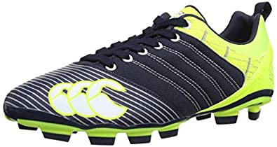 Canterbury Men's Touch Blade Rugby Boots E22317 T20 Parisian Night/Sulphur Spring 7 UK, 41 EU