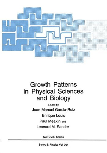 Growth Patterns In Physical Sciences And Biology (Nato Science Series B:)