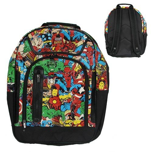 Marvel Multi Character Backpack
