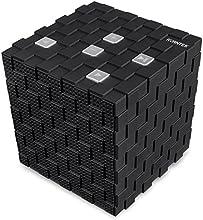 AVANTEK Enceinte portable Cube Magique Bluetooth 4.0 Haut-Parleur Sans Fils [20m / 65ft de Portée Sans Fil, 20 Heures d'Autonomie & Port Audio 3,5mm pour les Appareils Non-Bluetooth]
