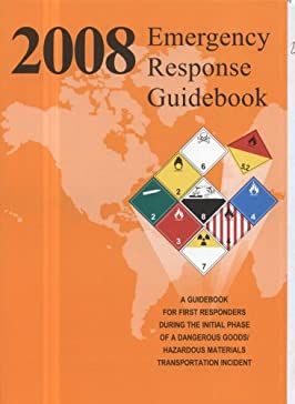 2008 Emergency Response Guidebook
