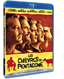 echange, troc Les chèvres du Pentagone [Blu-ray]