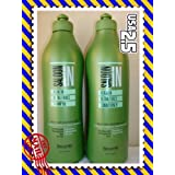 Saloon in Keratin Ultra Force Shampoo & Conditioner Set 33.8 Oz Litter Sizes
