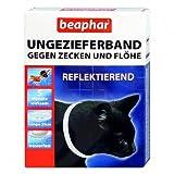 Pet Products - Beaphar 75424 Ungezieferhalsband f�r Katzen reflektierend, 35 cm