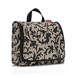 Reisenthel Toiletbag XL, Toiletbag, Wash Bag, Cosmetic Bag, baroque taupe, WO7027