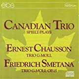 Chausson/Smetana: Piano Trios