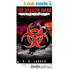 Necropolis 3 (The Shadow Wars Book 3)