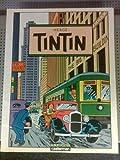 Tintin: Album poster...