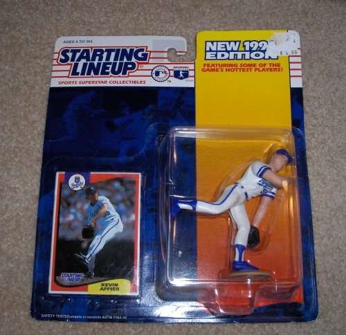 1994 Kevin Appier MLB Starting Lineup [Toy]