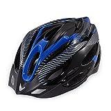 QianHaiT 自転車用ヘルメット 軽量 少抵抗力 アジャスター調整可 大人 頭囲56-65cmサイクリングヘルメット 4色選択可