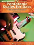 Pentatonic Scales for Bass: Fingering...