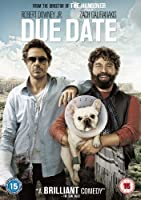 Due Date [DVD] [2010]