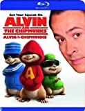 Alvin and the Chipmunks / Alvin et les Chipmunks (Bilingual) [Blu-ray]