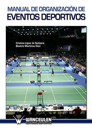 Manual de organización de eventos deportivos