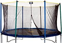 Pure Fun 12-Foot Trampoline Enclosure