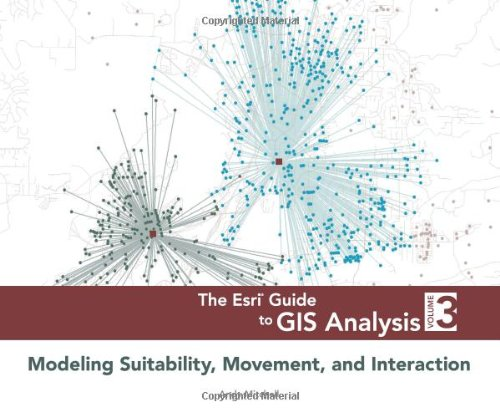 The Esri Guide to GIS Analysis, Volume 3: Modeling Suitability, Movement, and Interaction, by Andy Mitchell
