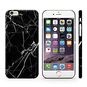 Noise Apple iPhone 6s Case/Back Cover + Free Tempered Glass, Noise Designer Premium PolyCarbonate Case Back Cover for Apple iPhone 6s [Slim fit, scratch & impact resistant MATTE finish] + Free Premium Tempered Glass (HD) - Screenguard (Black Marble)