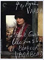Four by Agnes Varda (La Pointe Courte / Cleo from 5 to 7 / Le bonheur / Vagabond) (The Criterion Collection)