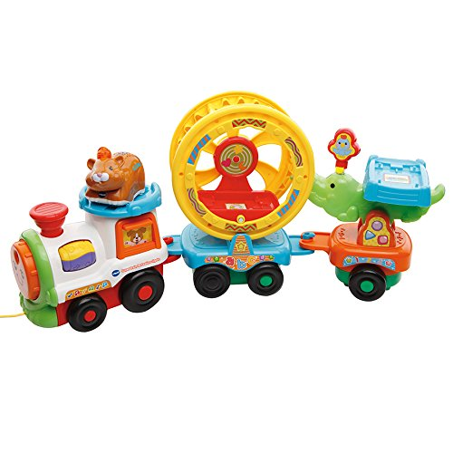 VTech - 192705 - Tut Tut Animo - Super train fantastique-rigolo