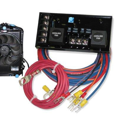 Controller For 2-Speed Fan/Dual Fan