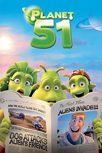 [Featurette] Planet 51: Life On Planet 51 Home