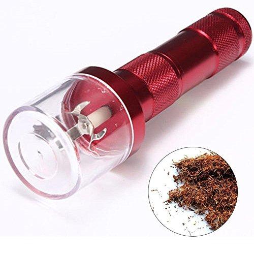 eBoTrade-Electronic-Herb-Tobacco-Grinder-for-Smash-Herb-Alloy-Electronic-Metal-Grinder-Herb-Tabacco-Crusher-Grinder-Cracker-Red