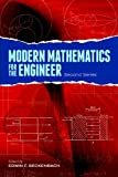 img - for Modern Mathematics for the Engineer: Second Series (Dover Books on Engineering) book / textbook / text book
