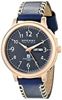 Sperry Top-Sider Men's 10018684 Largo Analog Display Japanese Quartz Blue Watch by Sperry Top-Sider Watches MFG Code