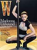 W MAGAZINE - APRIL 2003 (VOLUME 32, NUMBER 1): MADONNA UNBOUND