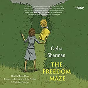 The Freedom Maze Audiobook