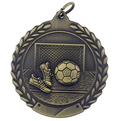 Soccer Medal - Gold