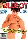 AllBoy Magazine March 2014