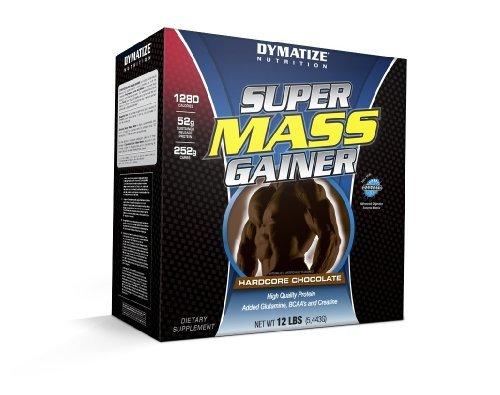 Dymatize Nutrition Super Mass Gainer Berry 5443G