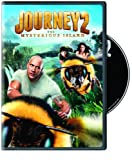 Cover art for  Journey 2: The Mysterious Island (+ UltraViolet Digital Copy)