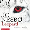 Leopard Audiobook by Jo Nesbø Narrated by Uve Teschner
