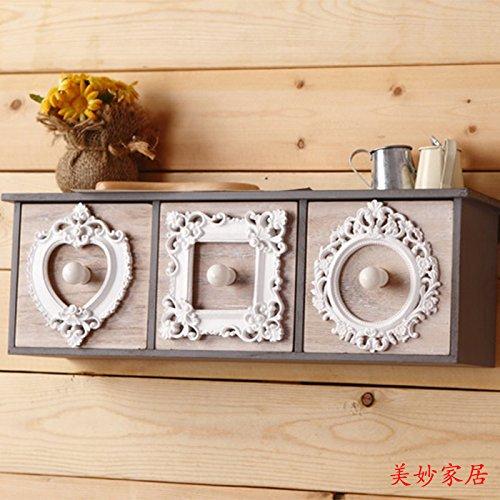 Wangjialin-creativo decorazione della casa della parete gancio a muro rack cucina e bagno necessario oggetti-W844