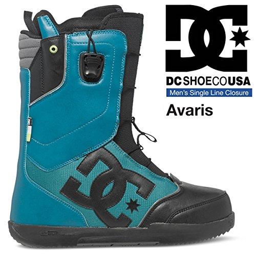 DC SHOE(ディーシーシュー) DC スノーボード ブーツ 15-16 AVARIS HABOR BLUE アバリス クイックレース ブーツケース付 DCSHOE  ディーシー スノーボード 2016 27.5cm