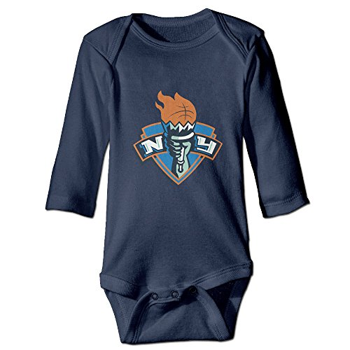 [DETED New York Free Fashion Infant Baby's Climb Romper Size12 Months Navy] (Blue Ghost Pill Costume)