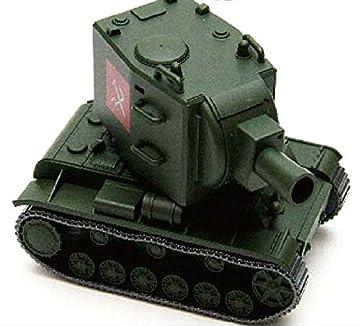 ガールズ&パンツァー ソ連 KV-2 ノンスケールモデル105mm プラモデル 30002