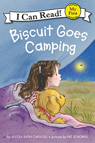 Biscuit Goes Camping (My First I Can Read) PDF